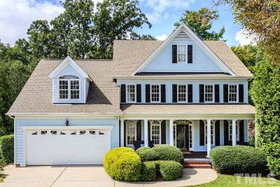 Cary Single Family Home Contingent: 203 Chesterfield Drive