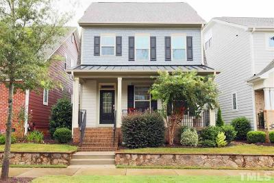 Raleigh Single Family Home For Sale: 5620 Wade Park Boulevard