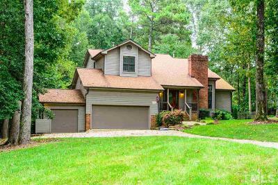 Raleigh Single Family Home For Sale: 321 Dalton Drive
