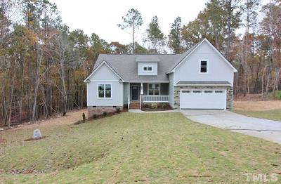 Wake Forest Single Family Home For Sale: 1312 Sourwood Drive