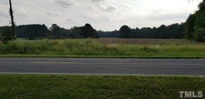 Wake County Residential Lots & Land Pending: Robertson Street