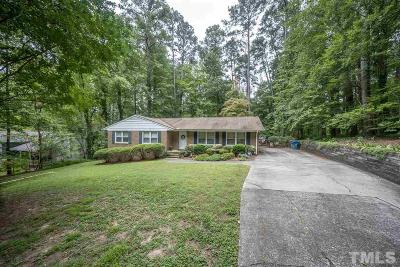Durham County Single Family Home For Sale: 2331 Oriole Drive