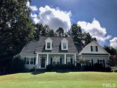 Clayton NC Single Family Home For Sale: $299,900