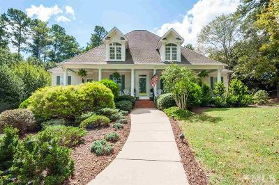 Raleigh Single Family Home For Sale: 1300 Coolmore Drive