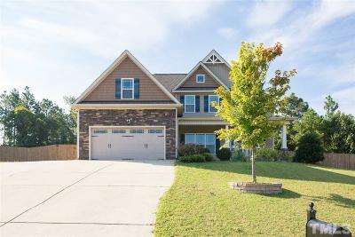 Harnett County Single Family Home For Sale: 224 Horse Whisperer Lane