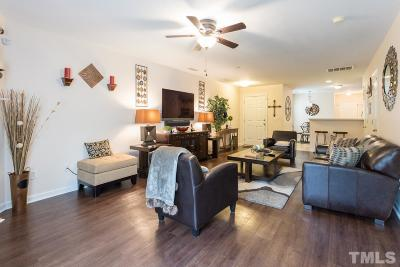 Raleigh Townhouse For Sale: 2631 Vega Court
