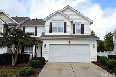 Cary Townhouse For Sale: 342 Luke Meadow Lane