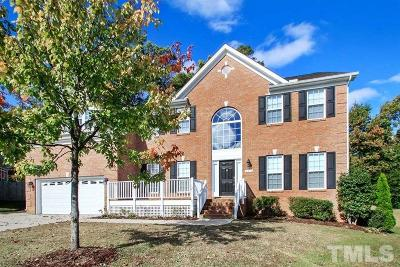 Holly Springs Rental For Rent: 112 Presley Snow Court