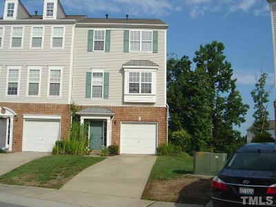 Morrisville Rental For Rent: 600 Sutter Gate Drive