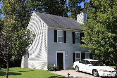 Raleigh Single Family Home For Sale: 904 Roxy Street