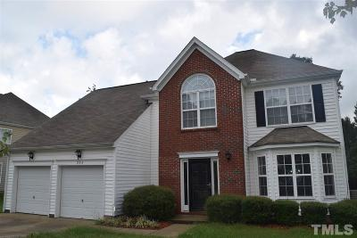 Holly Springs Rental For Rent: 204 Talley Ridge Drive