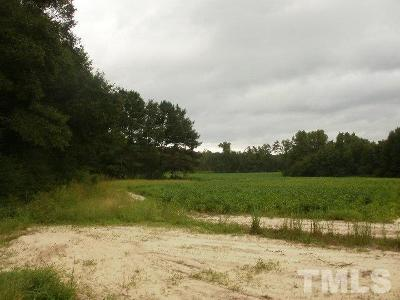 Harnett County Residential Lots & Land For Sale: 915 Walt Johnson Road