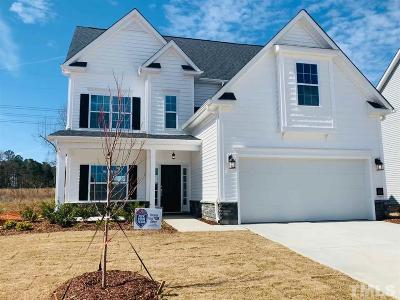 Clayton NC Single Family Home For Sale: $295,700