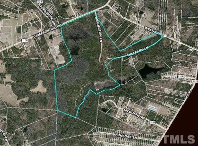 Harnett County Residential Lots & Land For Sale: 2700 Cameron Hill Road