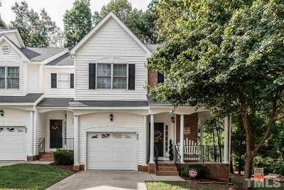 Townhouse Contingent: 4600 Asterwood Drive