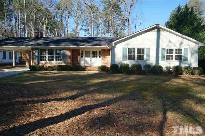 Cary Rental For Rent: 245 E Cornwall Road