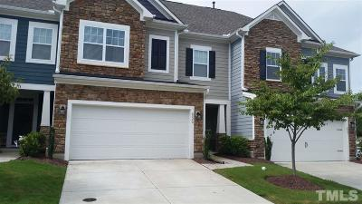 Cary Rental For Rent: 635 Mountain Pine Drive