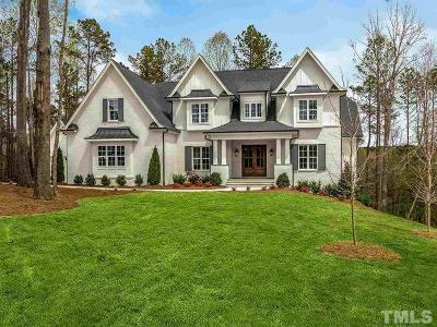 Wake Forest Single Family Home For Sale: 7500 Dover Hills Drive