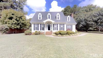 Raleigh Single Family Home For Sale: 2704 Vestry Way