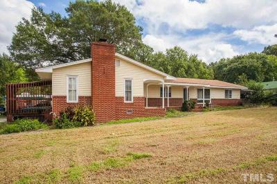 Youngsville Single Family Home For Sale: 320 N Nassau Street