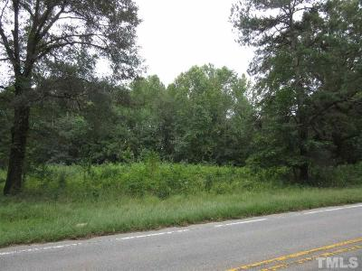 Zebulon Commercial Lots & Land For Sale: 901 Mack Todd Road