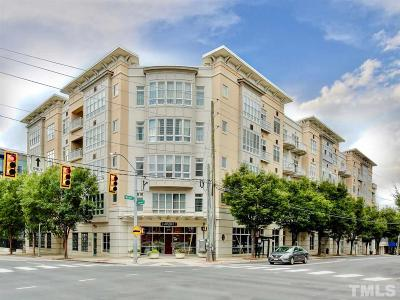Raleigh Condo For Sale: 317 W Morgan Street #317