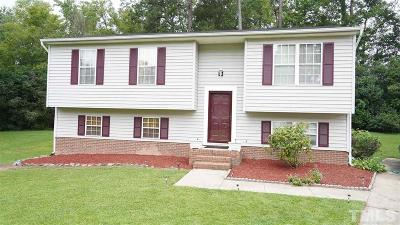 Durham County Single Family Home For Sale: 805 Whitby Court
