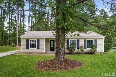 Durham County Single Family Home For Sale: 4914 Tyne Drive