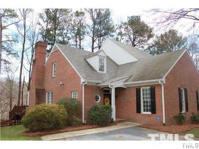 Raleigh Townhouse For Sale: 1517 Village Glen Drive