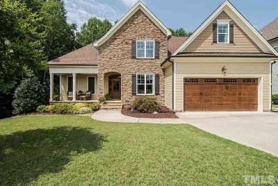 Rolesville Single Family Home For Sale: 6201 Roles Saddle Drive