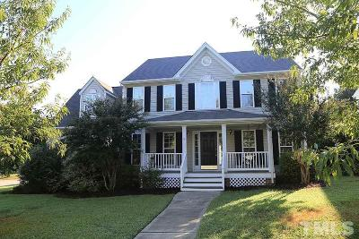 Wake Forest Single Family Home For Sale: 6500 Austin Creek Drive