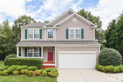 Holly Springs Single Family Home For Sale: 120 Westcott Court