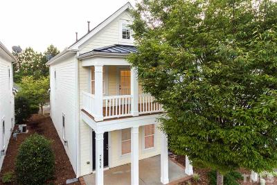 Wake County Single Family Home For Sale: 7815 Acc Boulevard