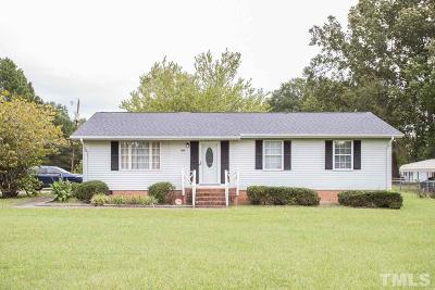 Durham County Single Family Home For Sale: 5412 N Roxboro Road