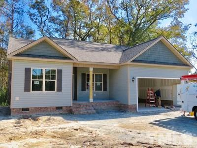 Kenly Single Family Home Pending: 4817 Princeton Kenly Road