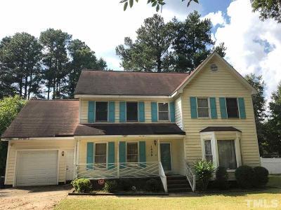 Raleigh Single Family Home For Sale: 1605 Bennett Drive