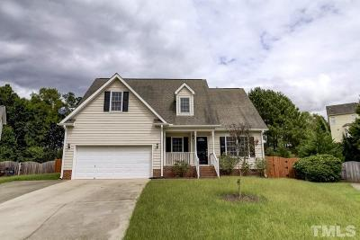 Wake Forest Single Family Home For Sale: 600 Stoningham Place