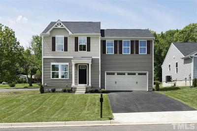Durham Single Family Home For Sale: 1102 Summer Mist Lane