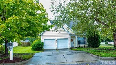Apex Single Family Home For Sale: 504 Kinship Lane
