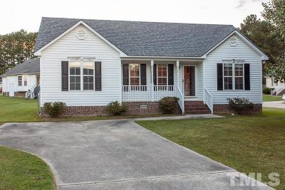 Wendell Single Family Home Contingent: 11 Meadow Winds Court