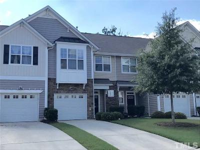 Morrisville Townhouse Contingent: 204 Suffolk Green Lane