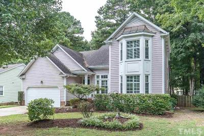 Wake County Single Family Home For Sale: 9033 Tenderfoot Trail