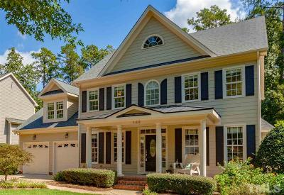 Holly Springs Single Family Home For Sale: 105 Branchside Lane