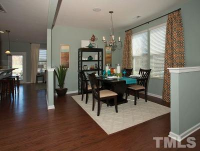 Wake Forest Rental For Rent: 4200 Ginger Sprout Drive