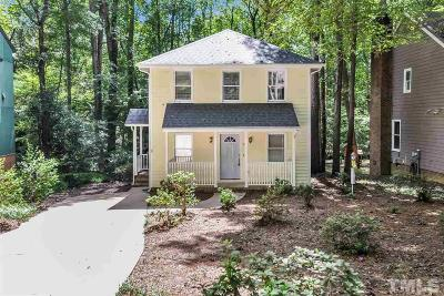 Cary Single Family Home For Sale: 504 Lochness Lane