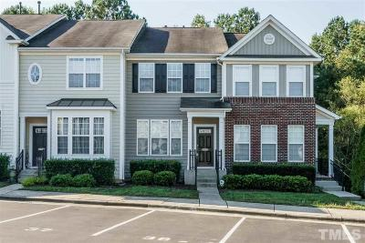 Raleigh Townhouse For Sale: 7675 Winners Edge Street