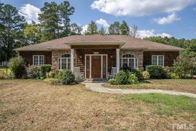 Raleigh Single Family Home For Sale: 2700 Rockwood Drive