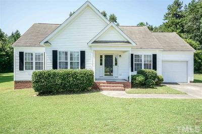 Franklinton Single Family Home Contingent: 65 Westbrook Lane