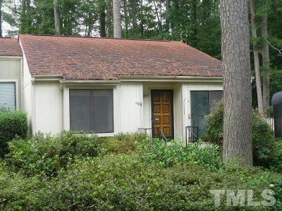 Townhouse For Sale: 832 Green Ridge Road