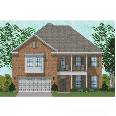 Wake Forest Single Family Home For Sale: 3016 Thurman Dairy Loop #Lot 60
